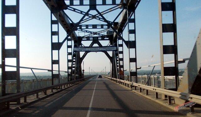 Konstrukcja mostu.