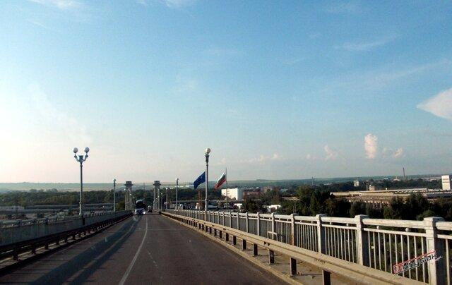 Wjazd na teren Bułgarii.